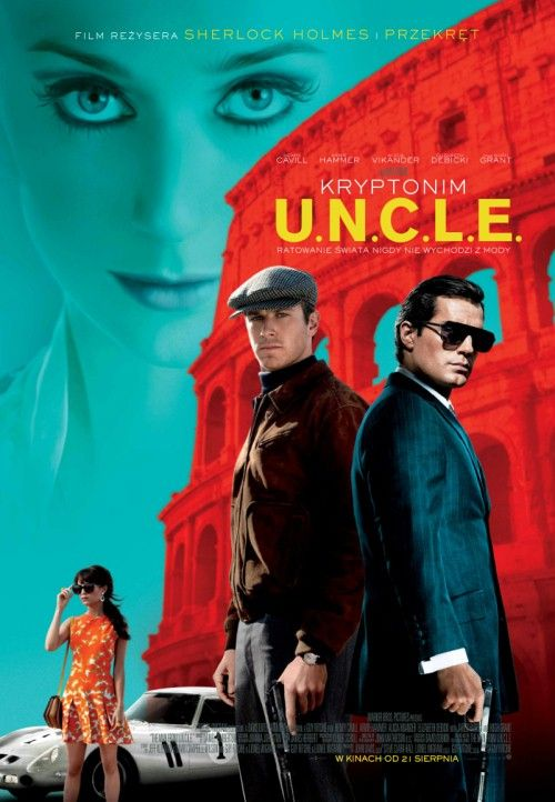 Kryptonim U.N.C.L.E. (2015) - Filmweb