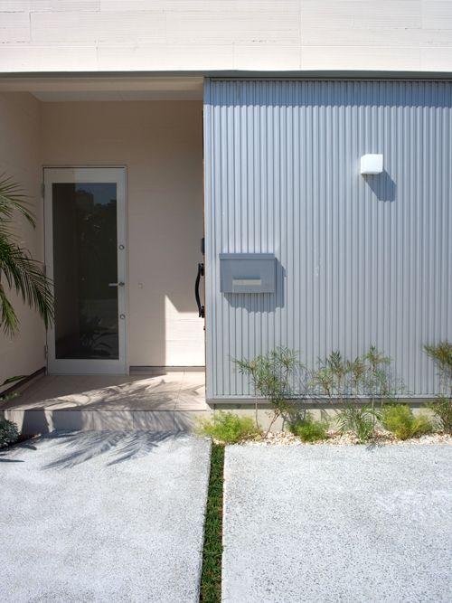 ゼロキューブ沖縄 木造新築住宅 戸建分譲:駐車場の仕上げ方