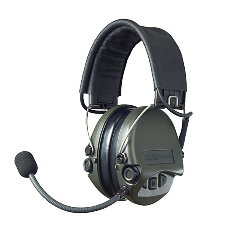 MSA Sordin Supreme WW Bluetooth Hearing Protection Headset