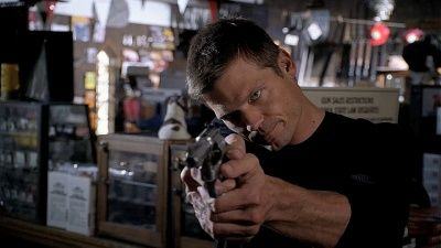 bailey chase longmire gun | Bailey Chase can be seen using the following weapons in the following ...