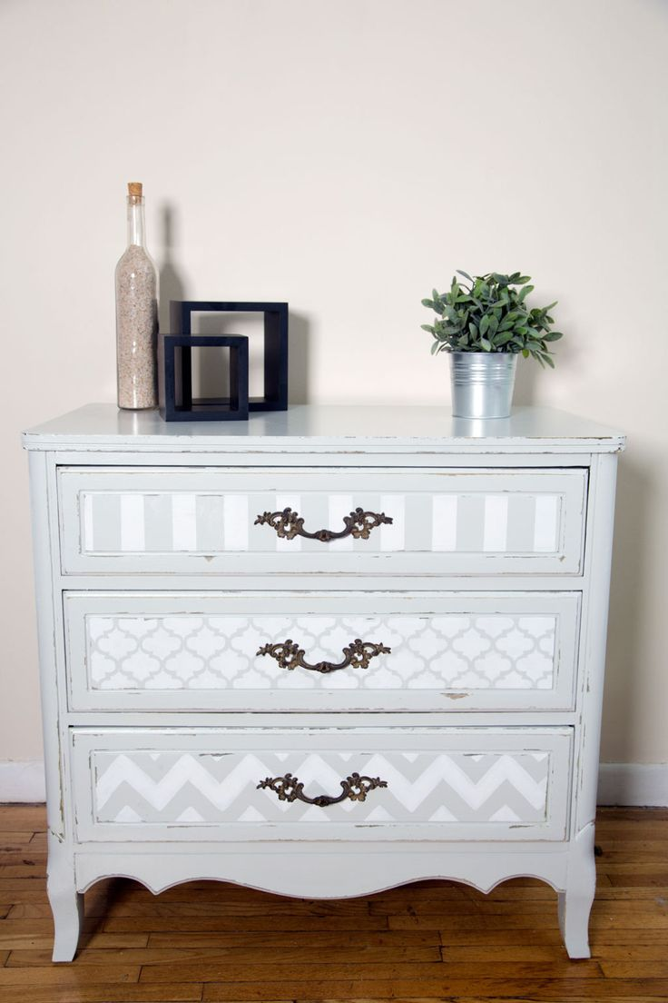 shabby chic hand painted dresser by junescollection on etsy diy 39 s pinterest. Black Bedroom Furniture Sets. Home Design Ideas