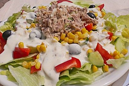 Salatdressing (Rezept mit Bild) von kresseigel | Chefkoch.de