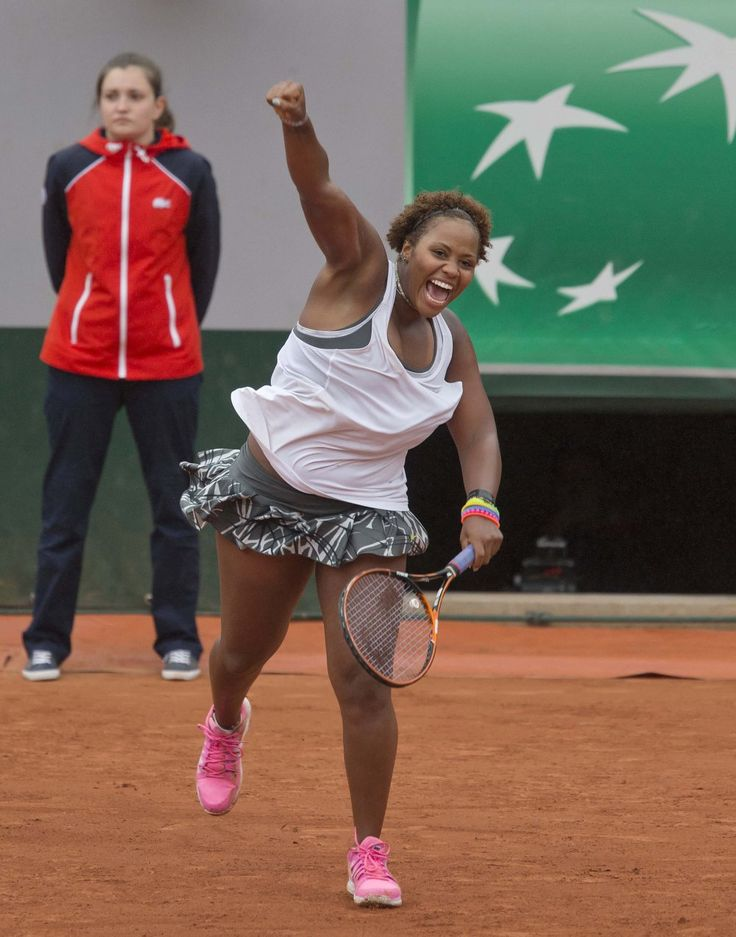 (USA TODAY Sports Images) 10 things to know about emerging teenage tennis star Taylor Townsend