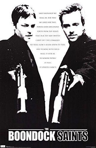 Boondock Saints - Shepherd - Poster (22x34) @ niftywarehouse.com #NiftyWarehouse #BoondockSaints #NormanReedus #Film #Movies #CultMovies #CultFilms
