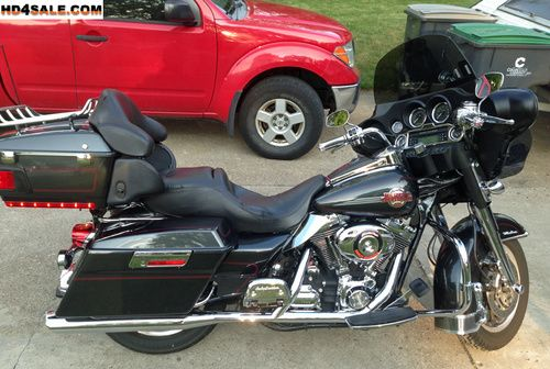 2007 Harley Davidson Ultra Classic, Price:$14,500. Cranberry Township , Pennsylvania #harleydavidsons #harleys #ultraclassic #motorcycles #hd4sale
