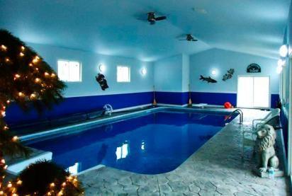 Dynasty Pools | Indoor Pool