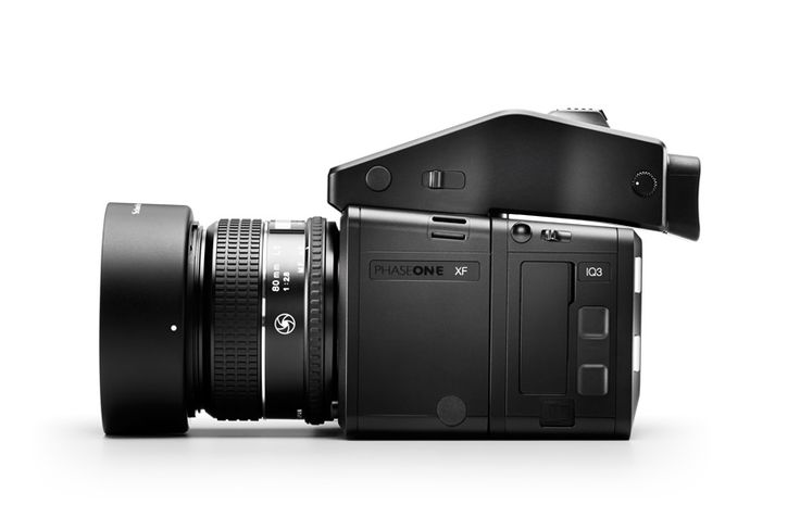 The New Phase One XF Camera System