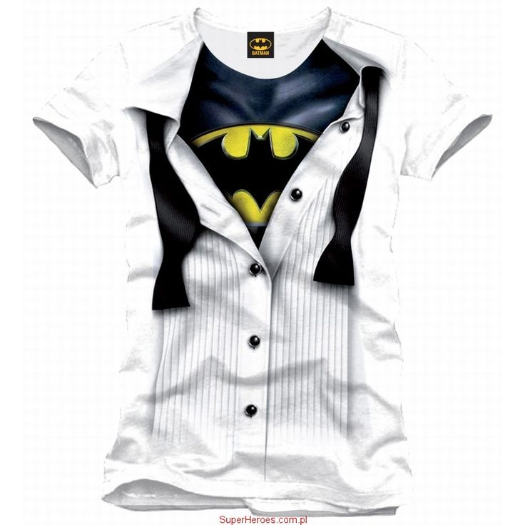 Koszulka Batman - Bruce Wayne