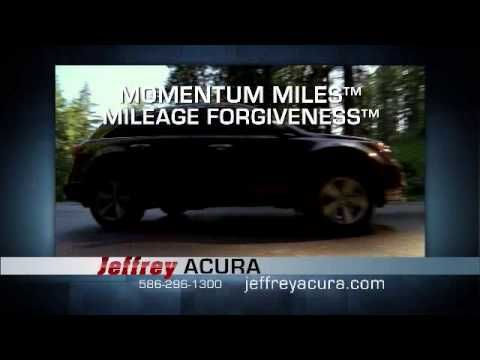Jeffrey Acura, Spring into Summer Sales Event