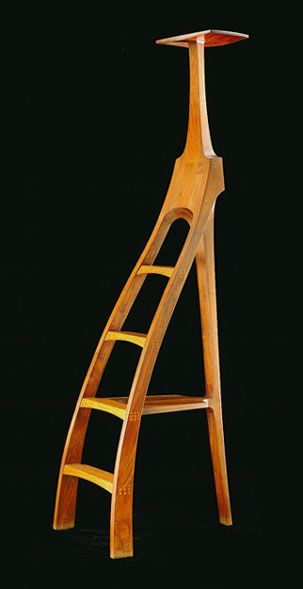 Catladder Library Ladder Custom Furniture Wood