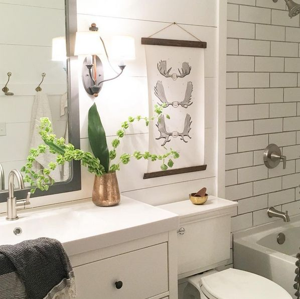 203 best images about decorate bathroom on pinterest - How to decorate a bathroom cheap ...