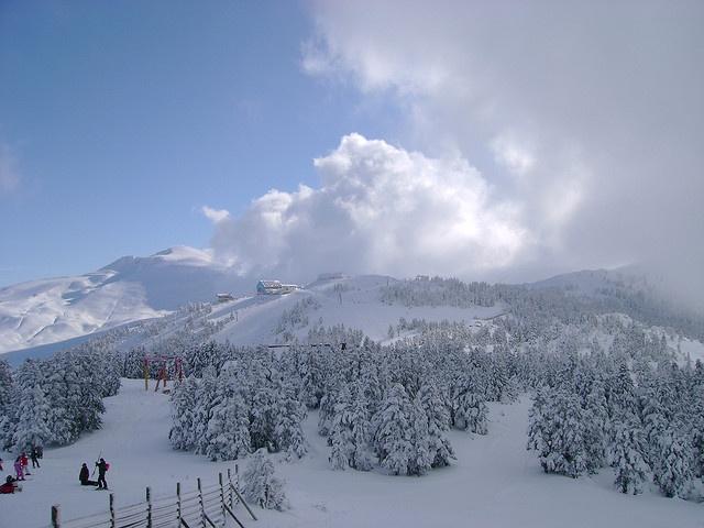 Uludag #Winter #Turkey #Bursa #Mountain #Snow