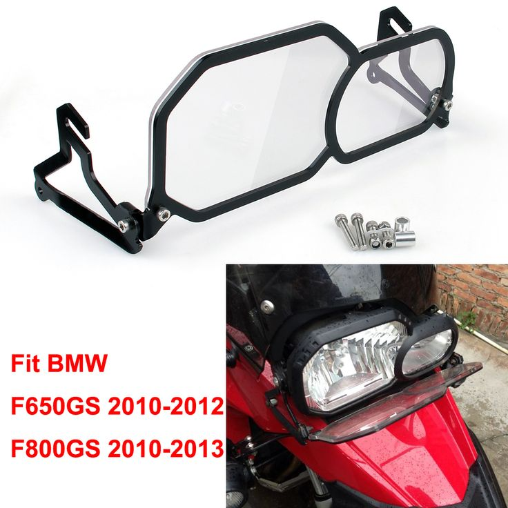 Mad Hornets - Headlight Cover Guard Lens Protector BMW F650GS F800GS F650 F800 Clear, $59.99 (http://www.madhornets.com/headlight-cover-guard-lens-protector-bmw-f650gs-f800gs-f650-f800-clear/)