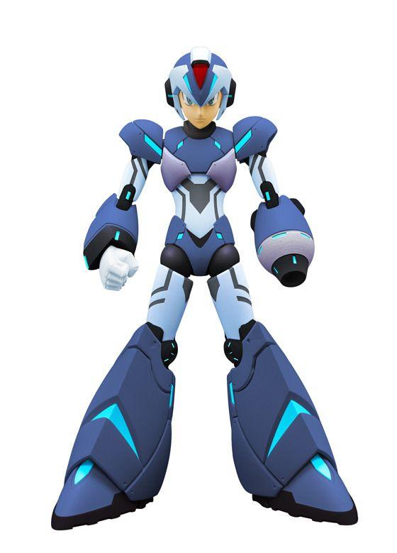 TruForce Collectibles: Mega Man X Action Figure by TruForce Collectibles -https://www.kickstarter.com/projects/truforce/truforce-collectibles-mega-man-x-action-figure  Very tempted to get this.