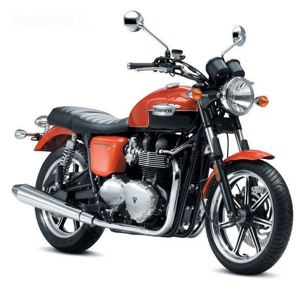 Triumph Motorcycles - Specifications, Prices, Pictures @ Top Speed