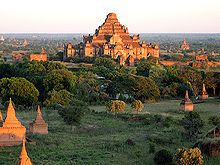 i dream of pagodas and temples in Burma