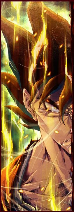 Goku │favorite_main_characters__2nd_part__by_marvelmania-d95n9em