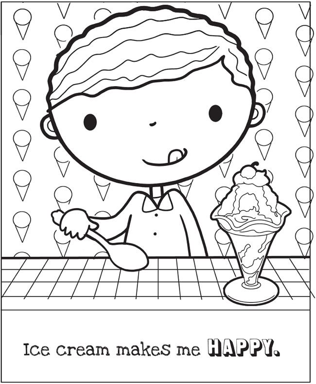 Feelings book printable coloring pages for Feeling coloring pages