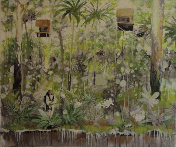 My fantasy treehouses