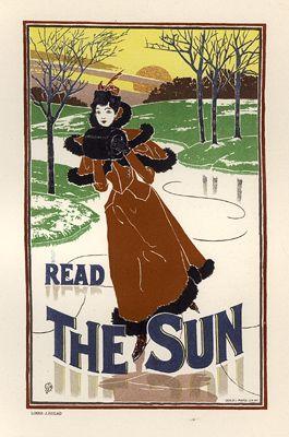 Louis Rhead - PM.31 - Read the Sun