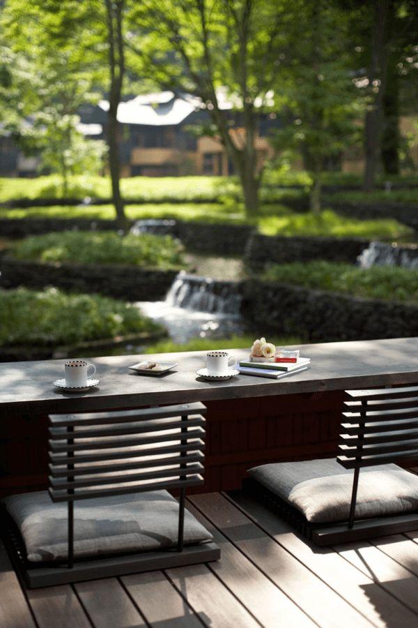 美しすぎる非日常。澄んだ空気に包まれた山あいの理想郷、星のや軽井沢 – Hoshinoya Karuizawa