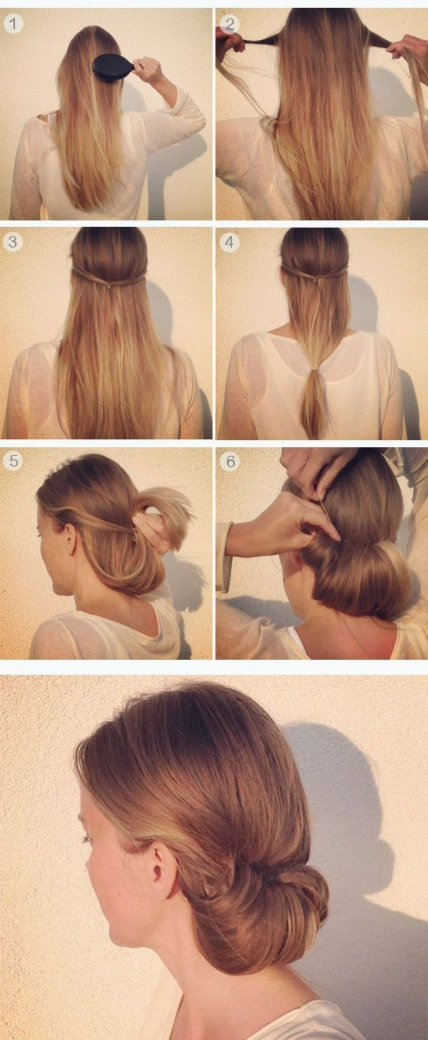 16 best air hostess hairstyles images on pinterest   at sign