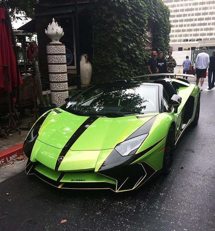 [768 x 824] Lamborghini Marque Day at Cars & Croissants Santana Row Silicon Valley CA [OC] via Classy Bro