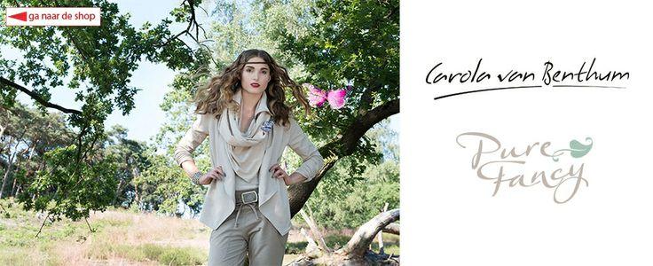 Carola van Benthum   Design Kleding - Trendy Basics Vrouwen