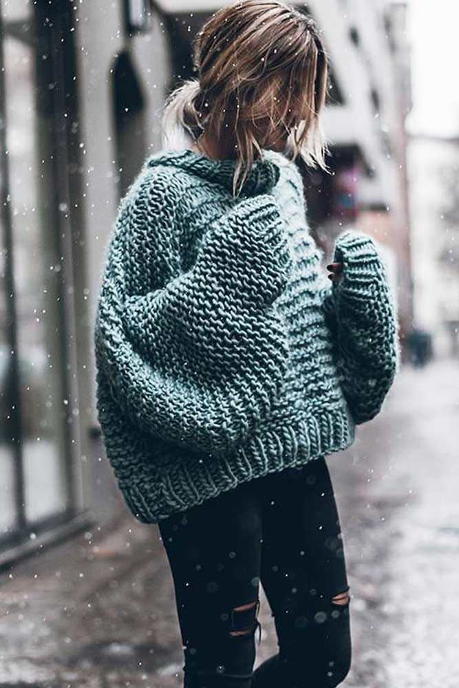 Cozy Outfit Ideas with Sweaters picture 1
