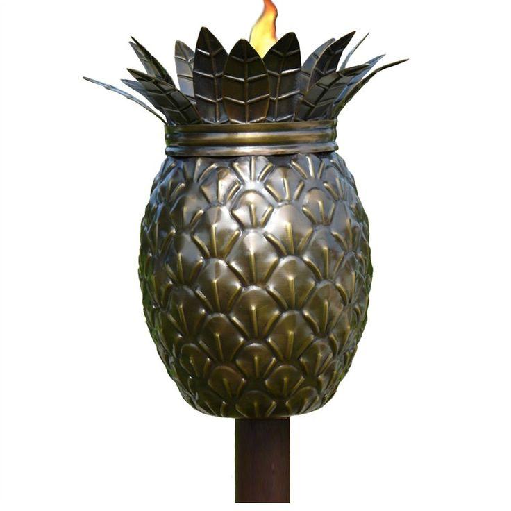 Legends Direct // Pineapple Tiki Torch   $55.99