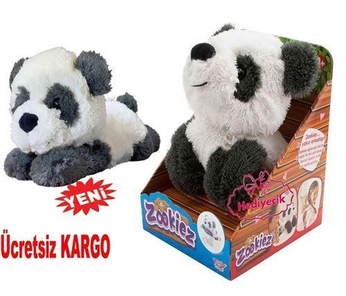 Peluş Zookies Panda 30 Cm