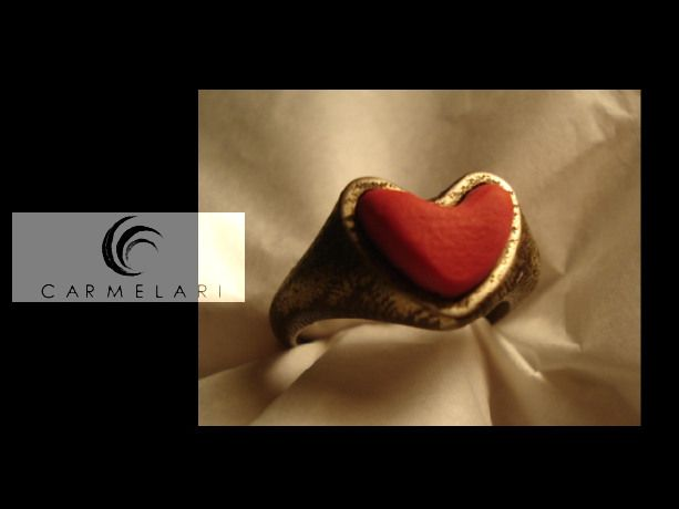SALE NOW 30% less only € 84, 00 only one ring available!