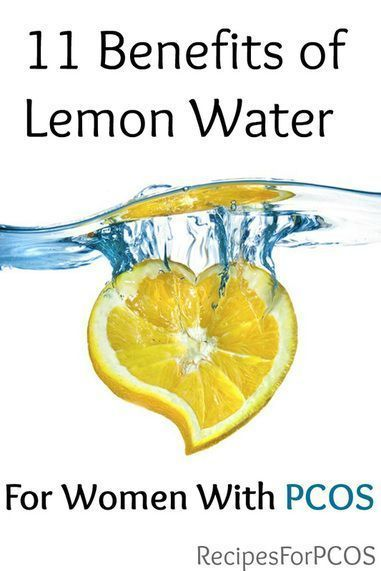 f0632114c33f1 11 Benefits of Lemon Water For Women With PCOS! If you have PCOS ...