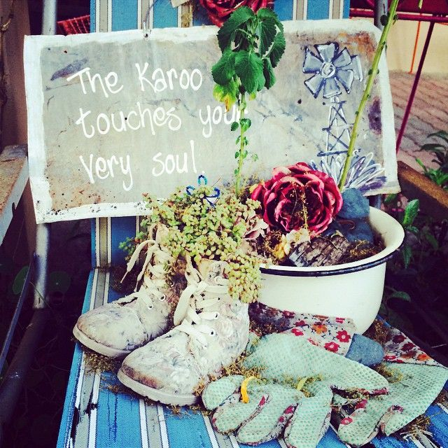 The Karoo touches your very soul - TRUE!