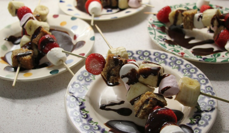 ... skewered chicken s mores pie s mores homemade marshmallow marshmallow