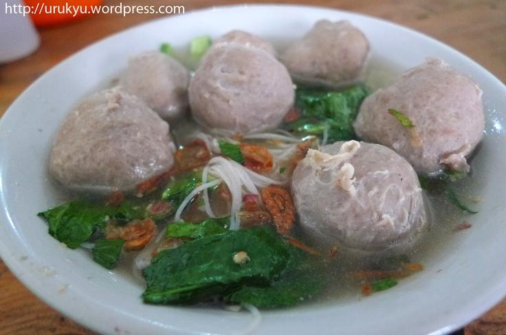 bakso..indonesian food..