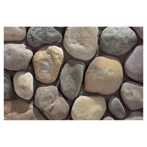 16.7 cu. ft. Multi-Color River Rock-129196 at The Home Depot $105 pallet