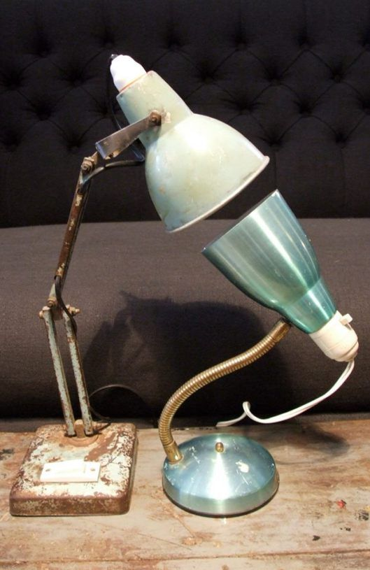 Desk Lamps Kabinett Vintage, Kyneton.