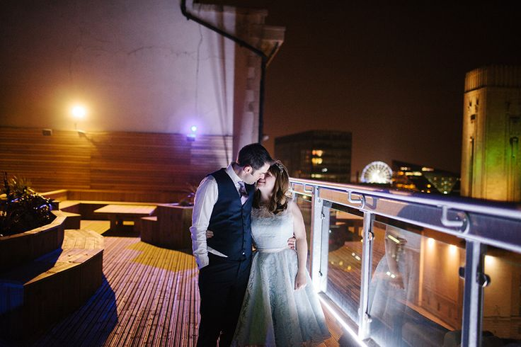 Dan Hough // Alternative Wedding Photography