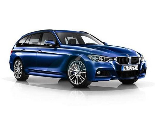 Bmw 3 Series Touring 320d Xdrive M Sport Shadow Edition 5dr