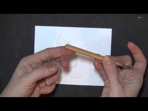 One Layer Paper Tole Tutorial - Splitcoaststampers