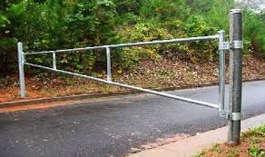 Image result for long PIPE gates for driveways
