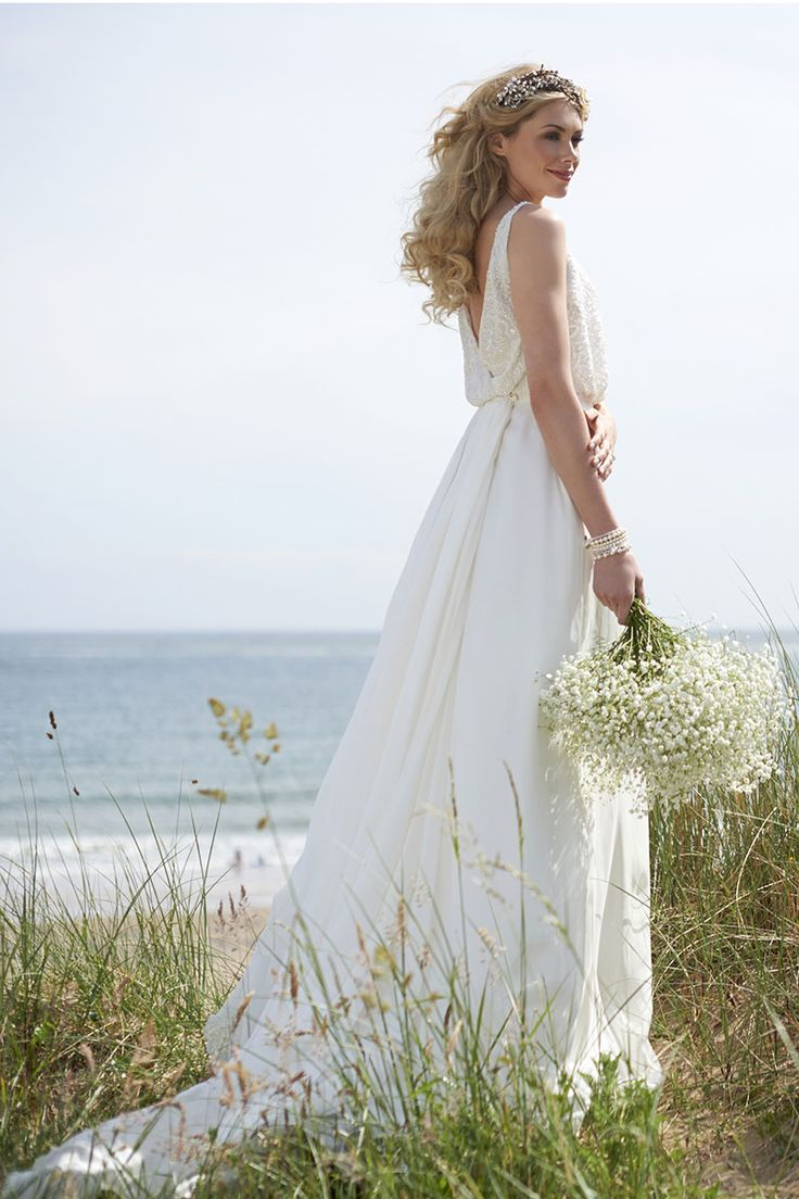 Cameron robe de mariée par Stephanie Allin