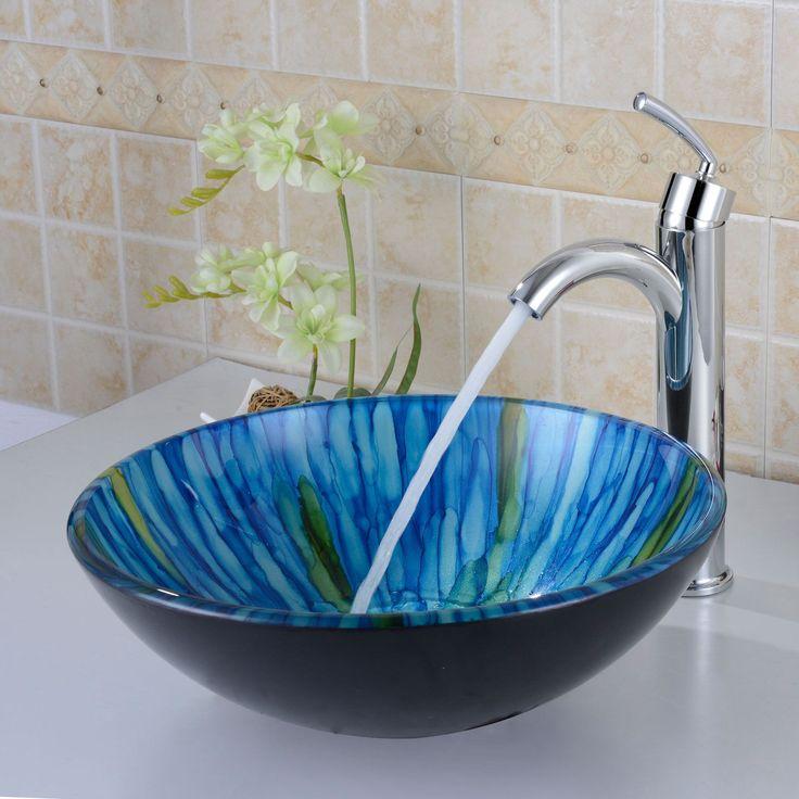 Elite Elite882002 Modern Design Single Lever Basin Sink Faucet