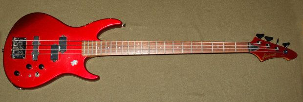Aria Pro II CTB-Series Electric Bass - Active Electronics - Made in Japan - 1980s | Reverb