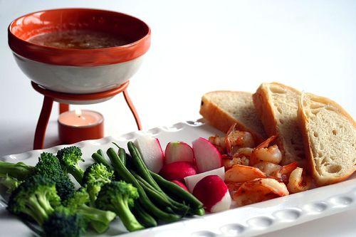 Crab stuffed tilapia with citrus bagna cauda recipe mashups