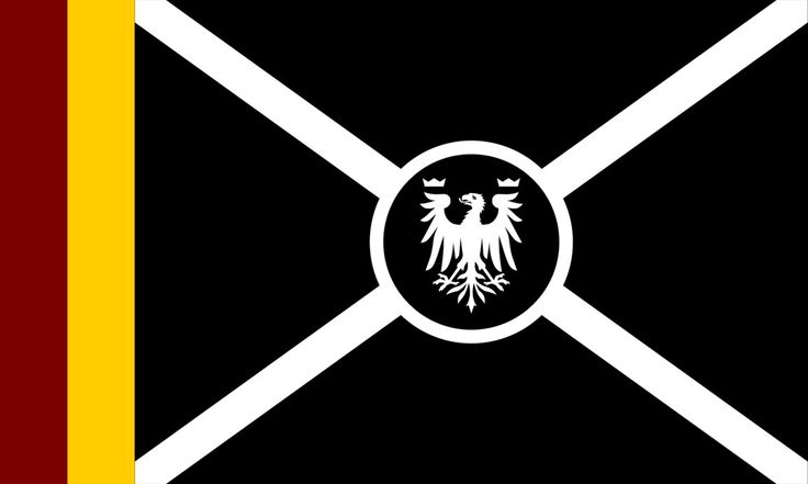 Empire of Laeria and Vold naval ensign by SoaringAven