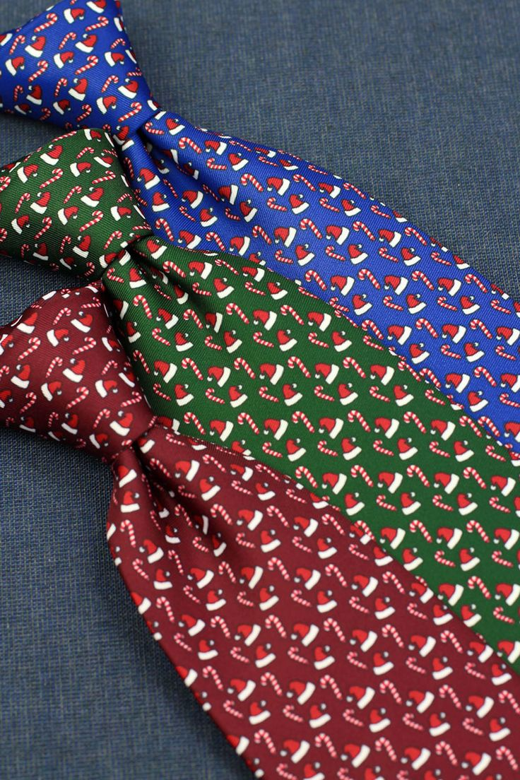 20 best Holiday Ties images on Pinterest