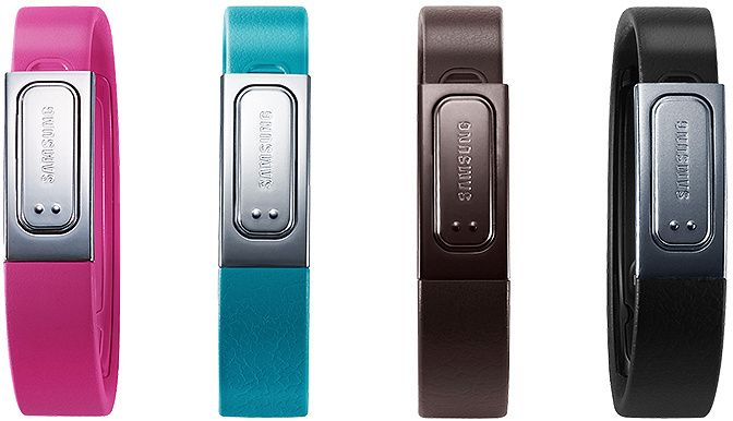Check out the Samsung S Band on Engadget!