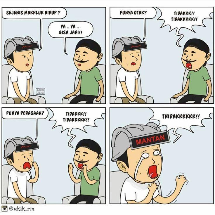Komik Ukik: Mantan
